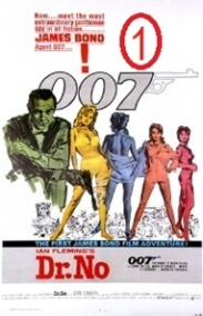 007 James Bond: Doktor No